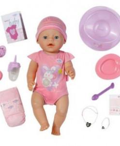 Кукла BABY born Интерактивная, 43 см, кор