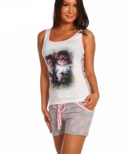 Пижама Два котенка