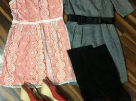 Платья+обувь