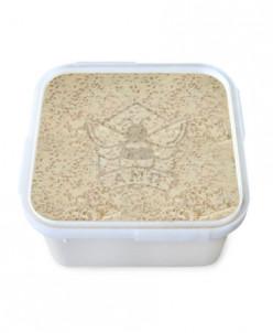 Крем-мёд с кедровым орехом 1,5 кг