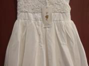 Платье р.130 белое