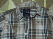 Рубашка для мальчика TOM TAILOR (Том тейлор) с дли