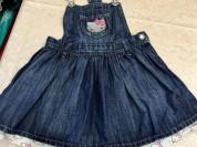 hm 4-5 л джинсовая юбка