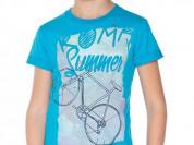 Новая футболка Gino de Luka, 110-116 см