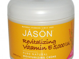 Крем антиоксидант с витамином Е 5,000 IU, Jason