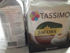 кофе в капсулах Tassimo Jacobs Cappuccino Classico