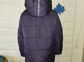 Новая зимняя и оч. теплая куртка Acoola 110-116 р.
