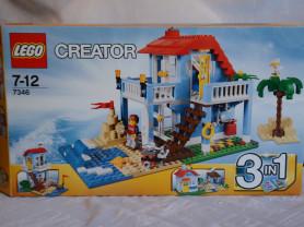 Lego Creator Дом на морском побережье, арт. 7346