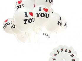 """29 шаров """"я тебя люблю"""""""