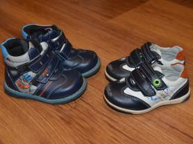 Ботинки и кроссовки на дачу 13,5\14 см по стельке