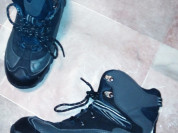 Высокие ботинки р.33 (21см) Ronzokids