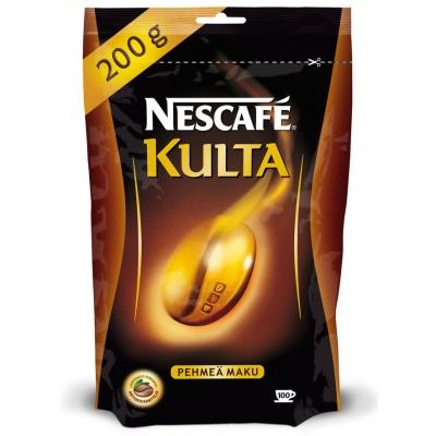 Кофе растворимый Nescafe Kulta 200 грамм