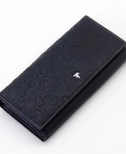 Большой женский кожаный кошелек Sergio Valentini СВ 8071-035