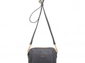 Новая сумка из сафьяновой кожи Италия синяя