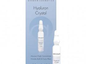 Ампулы для лица Arcaya Hyaluron Crystal новинка