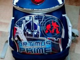 Школьный рюкзак трансформеры в бу