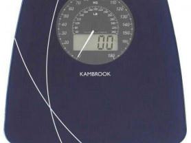 Высокоточные напольные весы Kambrook KSC305