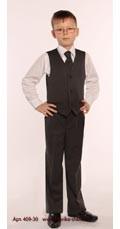 брюки для мальчика  Комплектация: брюки классические