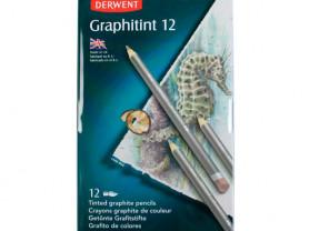 Набор карандашей акваграфитных Derwent Graphitint