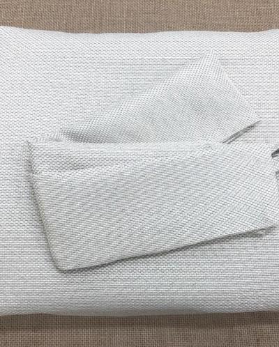 Павла ваниль штора рогожка-димаут арт.15014