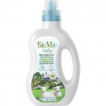 BioMio Bio-Sensitive Baby Гель для стирки и кондиционер для