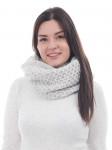 Снуд ESTIYA - светло-серый цвет