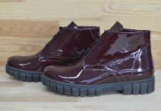 Лаковые ботинки, р.31-37