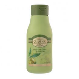 Восстанавливающий шампунь Olive Oil of Greece 300 ml