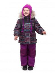 Костюм для девочки Nano зима 19-20 предзаказ!