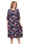 Платье 52-37К Номер цвета: 687