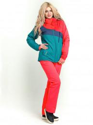 Горнолыжный костюм Snow Headquarter B-8558, Коралловый
