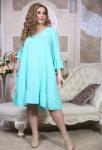 """Платье """"Эванжелина"""" мята"""
