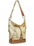 Итальянская кожаная сумка Acquanegra (Акванегра)