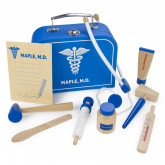 Wooden Wonders Dr. Maple's Medical Kit (10 pieces)
