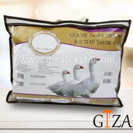Подушка из гусиного пуха 35*45 см Giza Tekstil