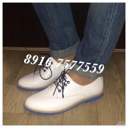 ботинки натуральная кожа!стоили 1650р новая цена 1100р