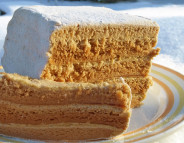 Белевская пастила с медом 0,5 кг весовая