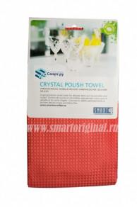 Полотенце для ценной посуды 40х60. СМАРТ/Белый Кот.
