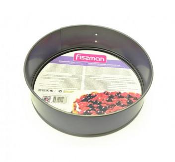 5606 FISSMAN Разъемная форма для выпечки пирога 22x7 см (угл