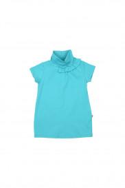 Блузка UD 0668 бирюза