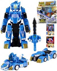 Робот трансформер 2 в 1