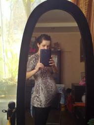Развитие ребенка в утробе матери с картинками
