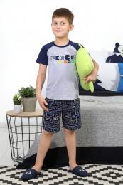 Пижама для мальчика Пакман-1