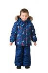 W17443 BLUE Комплект зимний: куртка и брюки Premont
