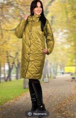 Пальто МиА Мода: 846-1  утеплитель изософт!