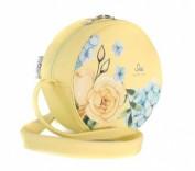 Fashion-сумочка Голубые лепестки 245