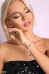 Вечерний женский браслет