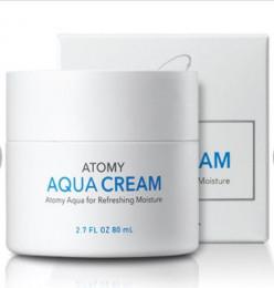 Atomy aqua moisture cream Увлажняющий крем «Атоми» 80мл