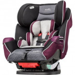 Evenflo Platinum Symphony LX All-In-One Convertible Car Seat