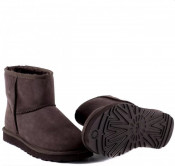 Ugg Australia W CLASSIC MINI Brown Арт: ua-mini-003
